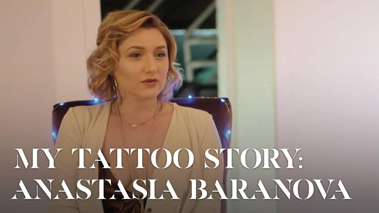 Anastasija Baranova my tattoo story: anastasia baranova