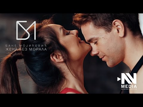 Bane Mojicevic - Zena bez morala (Official video 2017) - 4K