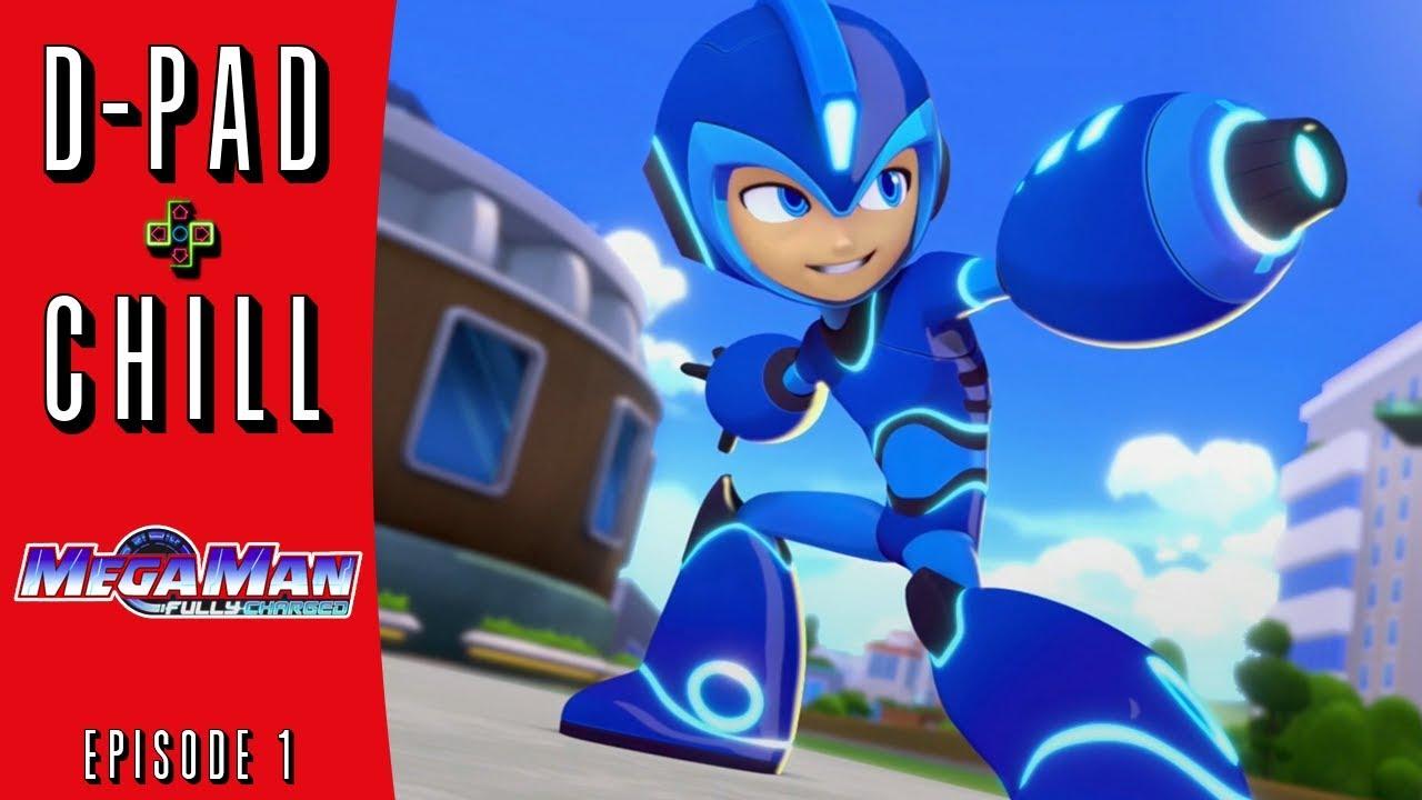 """Throwing Shade Part I"" - Mega Man: Fully Charged S1E01 ..."
