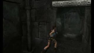 Lara Croft Tomb Raider Anniversary gameplay on PC part 1