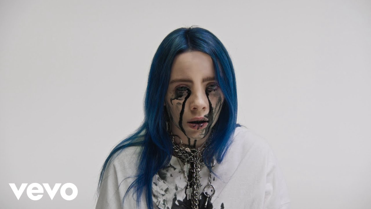 Billie Eilish - when the party's over #1