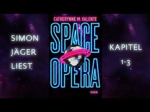 Space Opera YouTube Hörbuch auf Deutsch