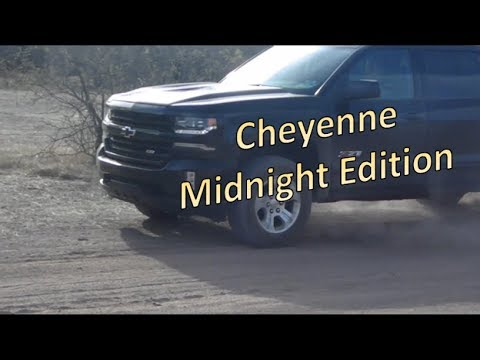 Cheyenne Midnight Edition / El rey de la media noche...