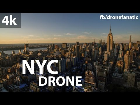 NYC Drone Phantom 3 4k