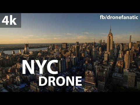 NYC Drone 4k