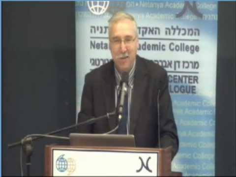 "Prof. Gerald Steinberg:  ""Countering Assaults on Israel"