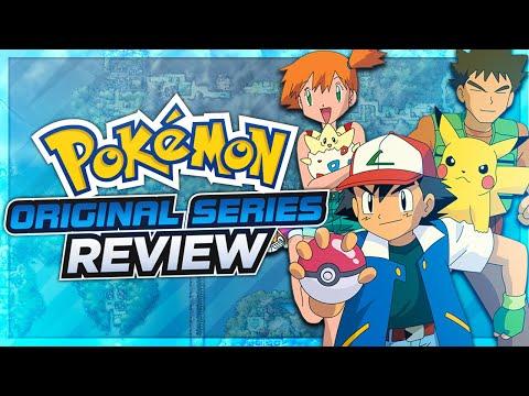 Pokémon Original Series Anime Review