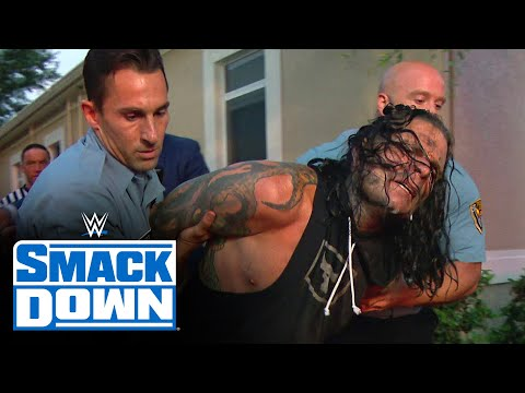 Jeff Hardy arrested after shocking accident opens SmackDown: SmackDown, May 29, 2020