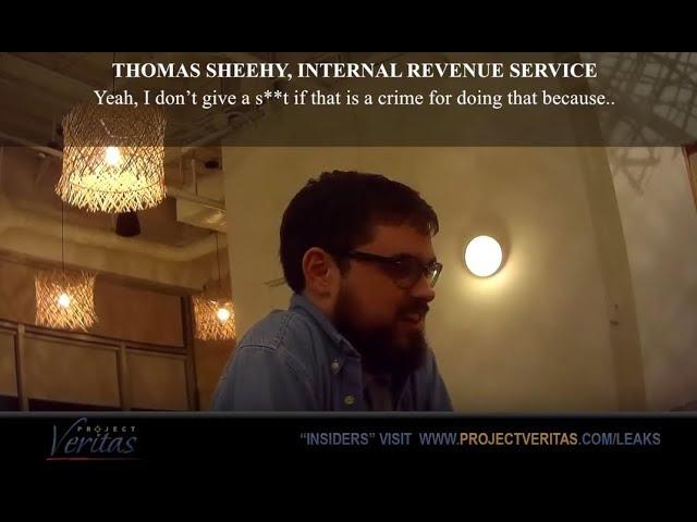 #DeepStateUnmasked: IRS Officials