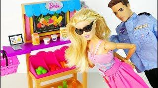 ЗА ЧТО??? Мультик Куклы #Барби Школа Учительница Игрушки Для девочек Детский канал Ikuklatv
