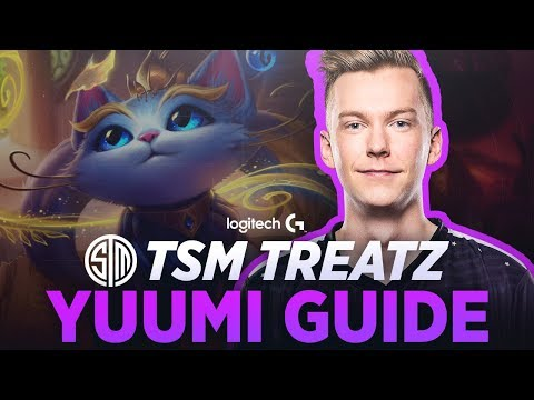 How To Play Yuumi Like A Pro - TSM Treatz