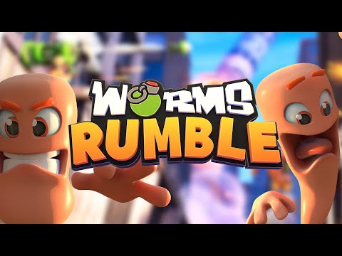 Worms Rumble Launch Trailer