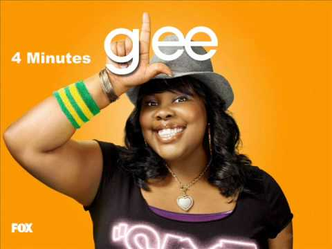 Glee Karaoke- 4 Minutes (Instrumental-Karaoke)