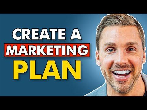 How To Create A Marketing Plan | Adam Erhart