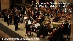 David Guerrier, Emmanuel Pahud, Michael Hofstetter - Festival International de Colmar 2012
