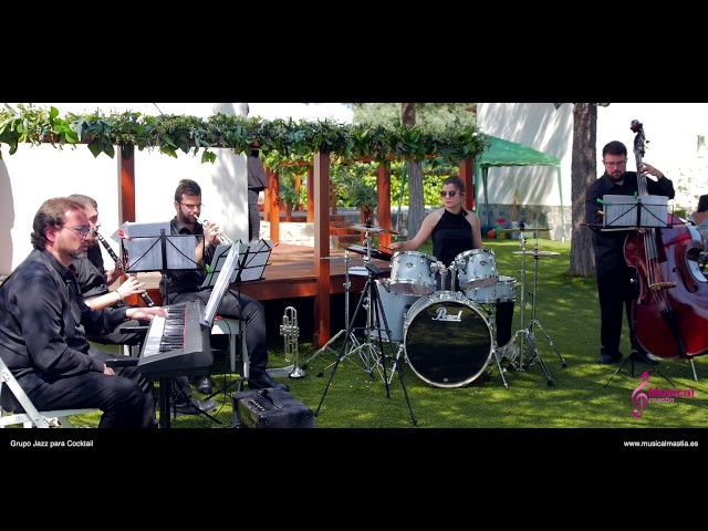 Grupo Jazz Cocktail Bodas Murcia