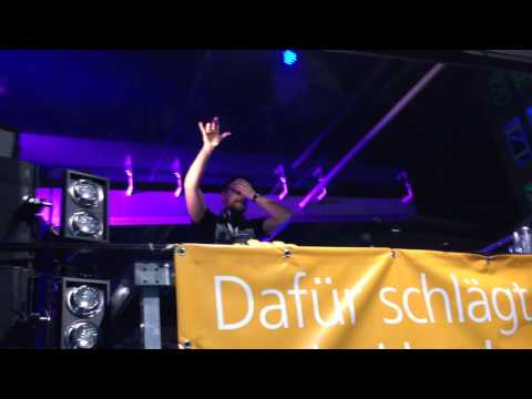 ATB Live @ Bochumer Musiksommer 2014 ( Part 1) Maly