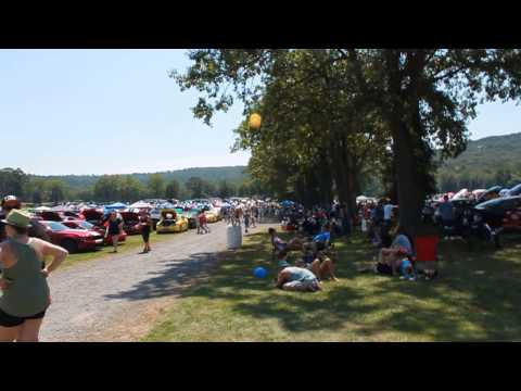 7th Annual American Muscle Mustang Show Aug. 15, 2015