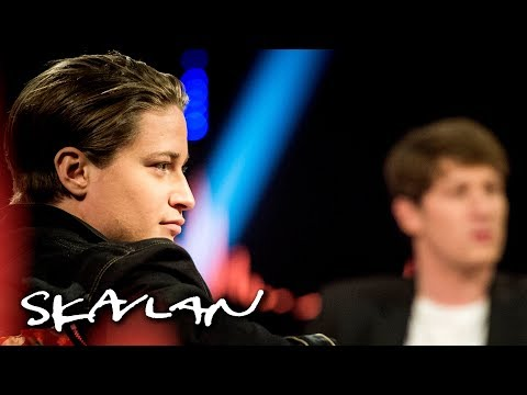 Kygo and his manager Myles Shear get interviewed together | Skavlan