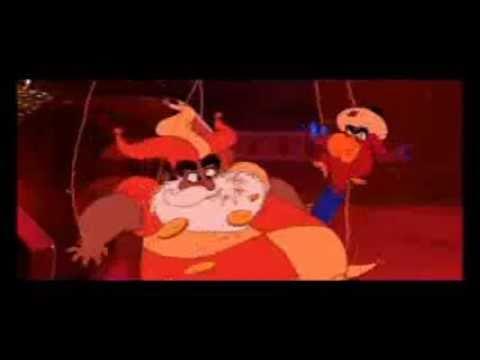 Aladdin- Iago's cracker revenge