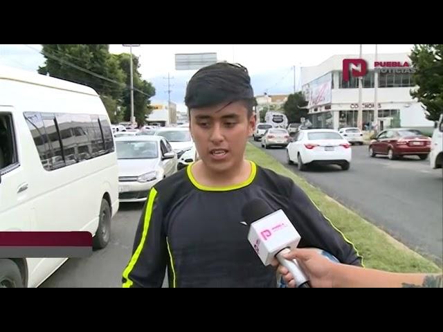 #SET #PueblaNoticias Francisco es apasionado del Fútbol Freestyle