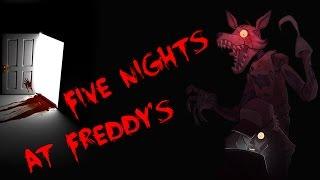 Five Nights At Freddy's - Он Страшнее Педобира #1