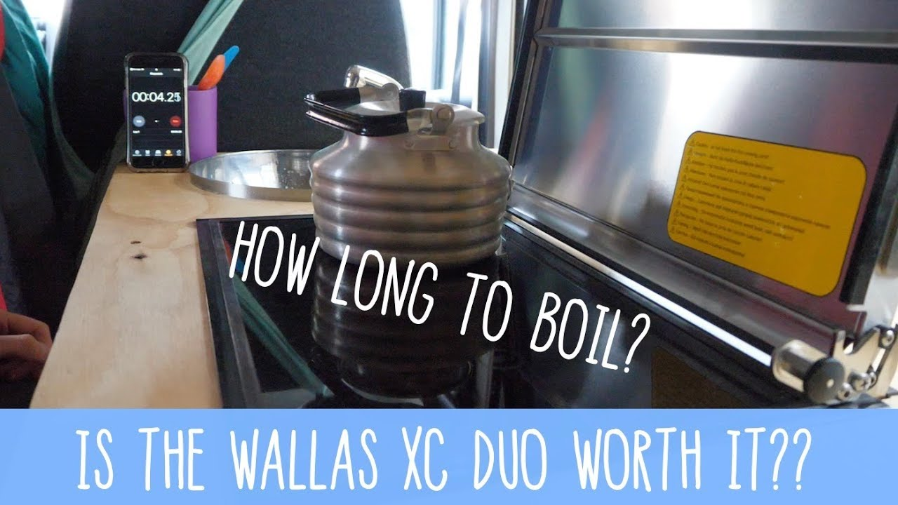 WALLAS XC DUO REVIEW! VanLife Cooker/Heater is it worth it?