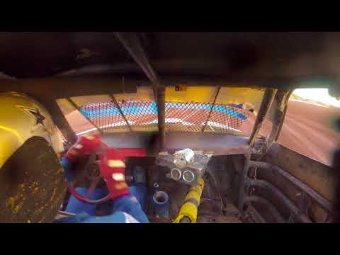 Uranium Capitol Speedway 5-12-18 Hobby Heat Race