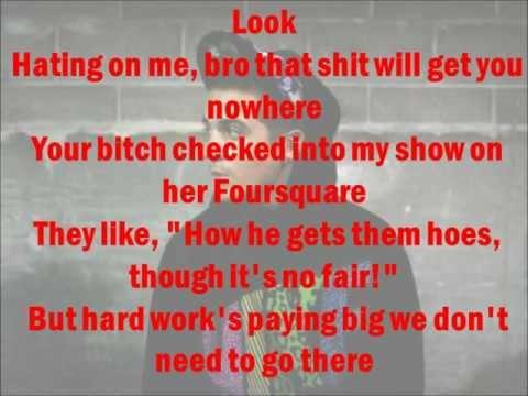 G-Eazy - Well Known ft. KAM Royal Lyrics