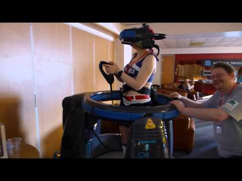 Virtuality 1000CS Virtual Reality Pod