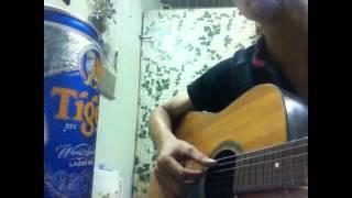 Chén rượu tình-guitar cover