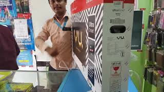 Uv 32'' smart tv unboxing trailer # Tamil full Review