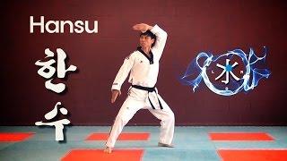 ★ 한수 : WTF Taekwondo Poomsae (Form) Hansu
