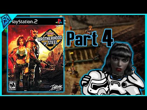 Fallout: Brotherhood of Steel | Playthrough | Part 4