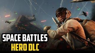 Star Wars Battlefront : Space Combat DLC or Battlefront 2 Sequel ? (Battlefront Gameplay)