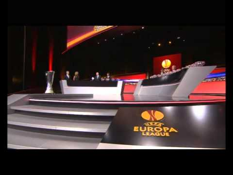 Europa League Draw 2011\2012 FC Maccabi Tel Aviv