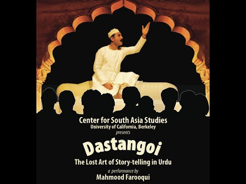 Adventures of Amir Hamza and Partition Tales: A Dastangoi performance