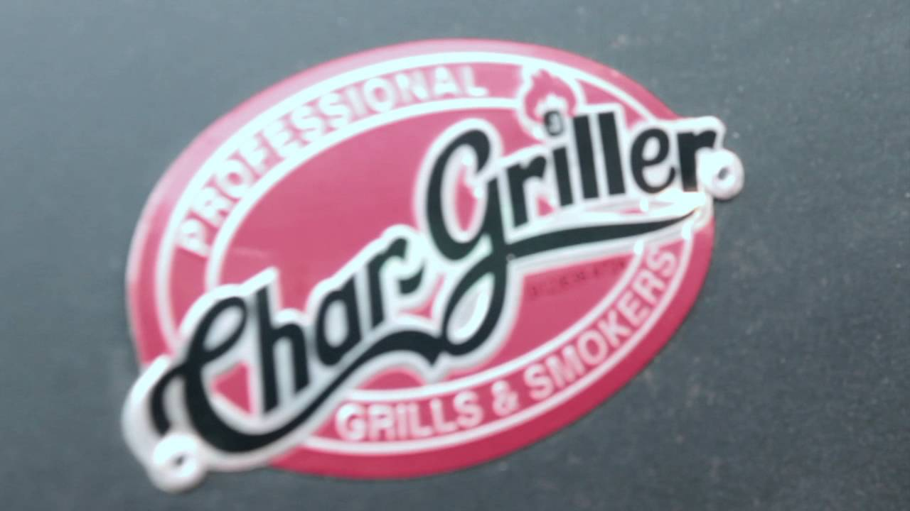 Char griller professional grill and smoker - Char Griller Professional Grill And Smoker 49
