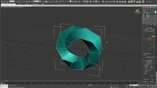 Twist animation 3ds Max tutorial