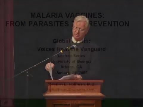 2009 Global Diseases: Voices from the Vanguard - Stephen Hoffman