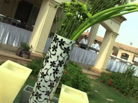 Wedding decoration open air wedding in egypt by qig youtube wedding decoration open air wedding in egypt by qig junglespirit Images