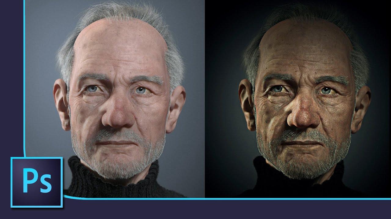 اضافة تأثير احترافي على الصور بالفوتوشوب Photoshop Cs6 Extended Tutorials