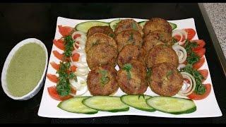 Shami Kabab شامی کباب / Cook With Saima
