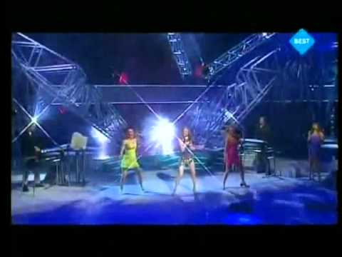 Ooh aah just a little bit  United Kingdom 1996  Eurovision songs with  orchestra