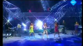 Ooh... aah... just a little bit - United Kingdom 1996 - Eurovision songs with live orchestra