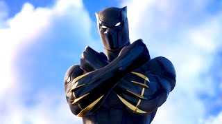 All Fortnite Skin Trailers - Black Panther, Captain Marvel & More! (Fortnite Battle Royale)