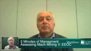 Assessing Mach Mining V. EEOC