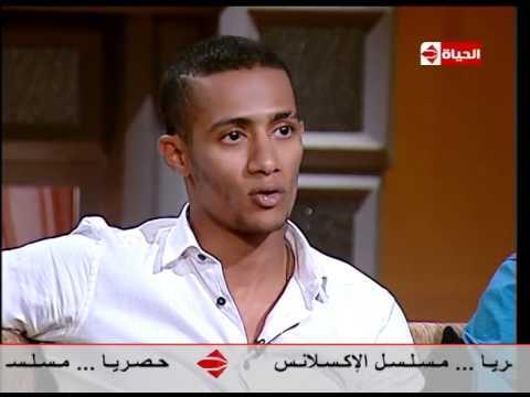 بوضوح النجم محمد رمضان حبيشة يتحدث عن تفاصيل الشخصية فى أول لقاء له Youtube