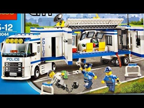 Mobile Police Unit / Mobilna Jednostka Policji 60044 - Lego City - Recenzja