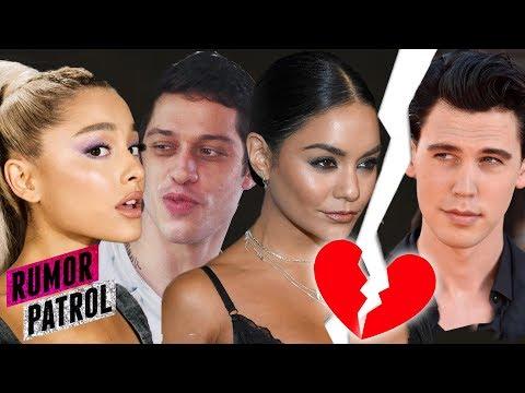 Vanessa Hudgens & Austin Butler SPLITTING?! Ariana Grande Warned Pete Davidson's GF?! (Rumor Patrol)